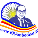 B R Ambedkar website logo